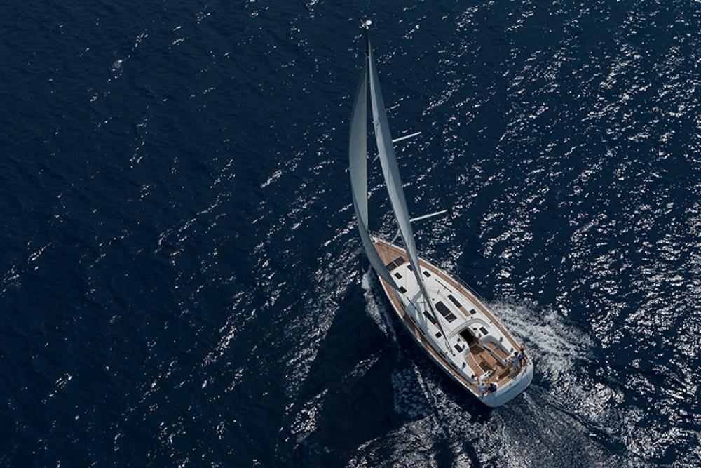 Rental Sailboat in Lefkada - Bavaria Bavaria Cruiser 50