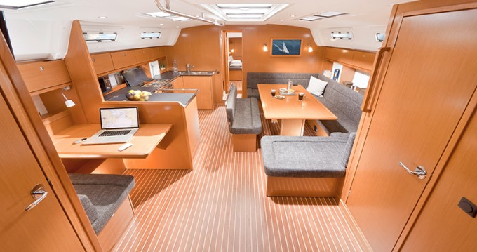 Rental Sailboat in Lefkada (Island) - Bavaria Cruiser 50