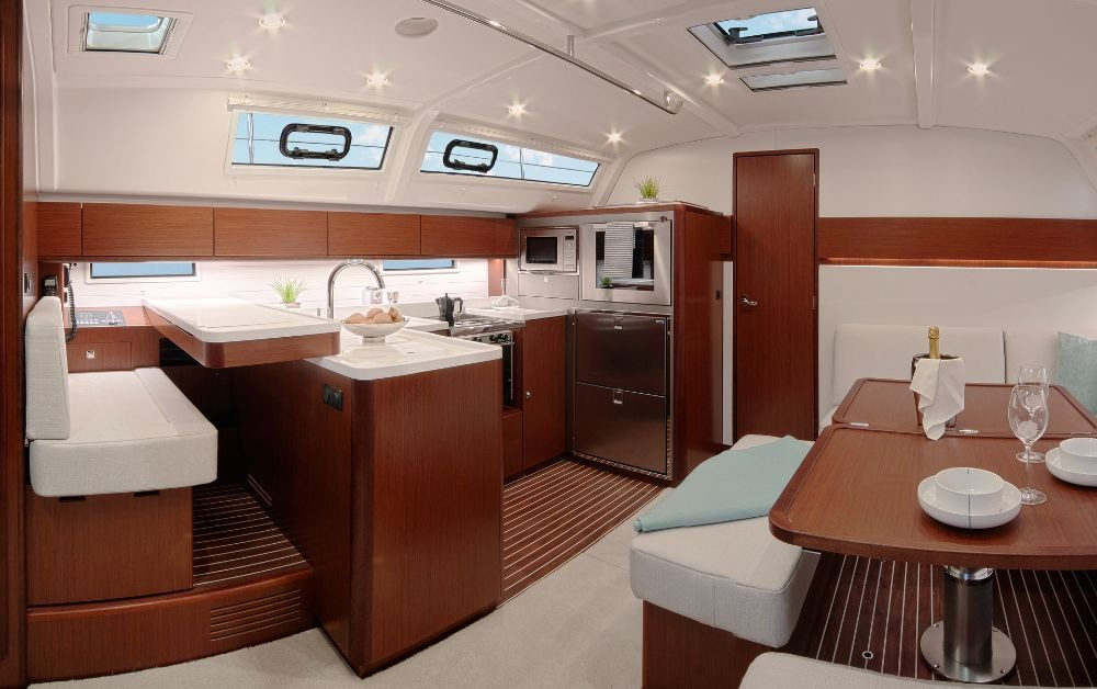 Rental yacht Lefkada - Bavaria Cruiser 51 on SamBoat