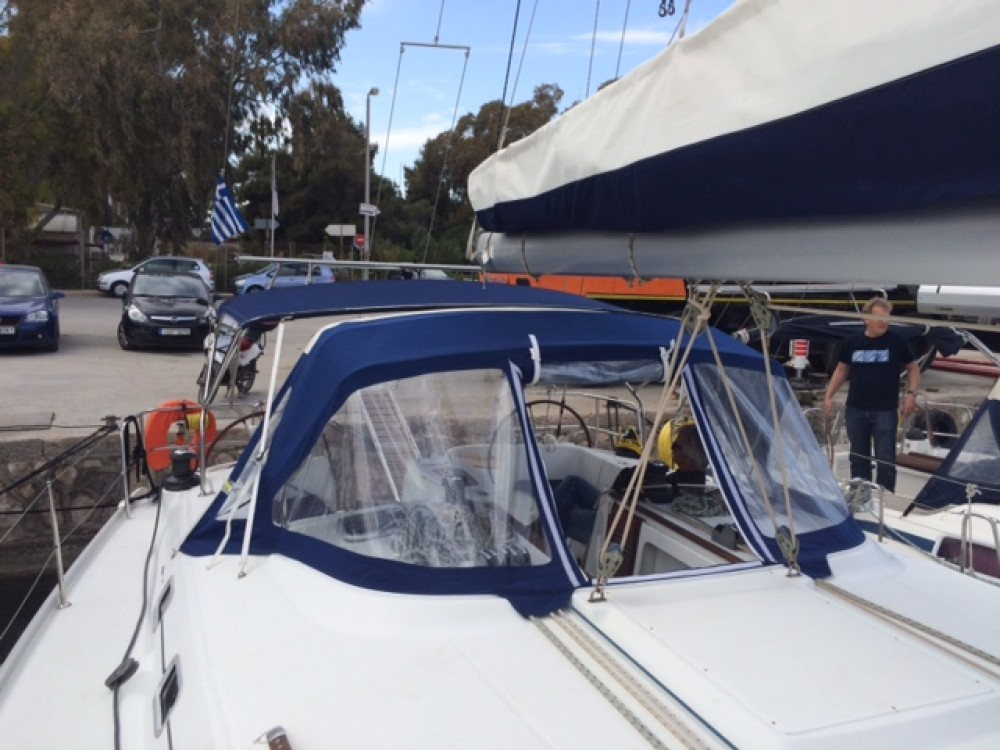 Boat rental Bénéteau Cyclades 50.5 in Peloponnese on Samboat