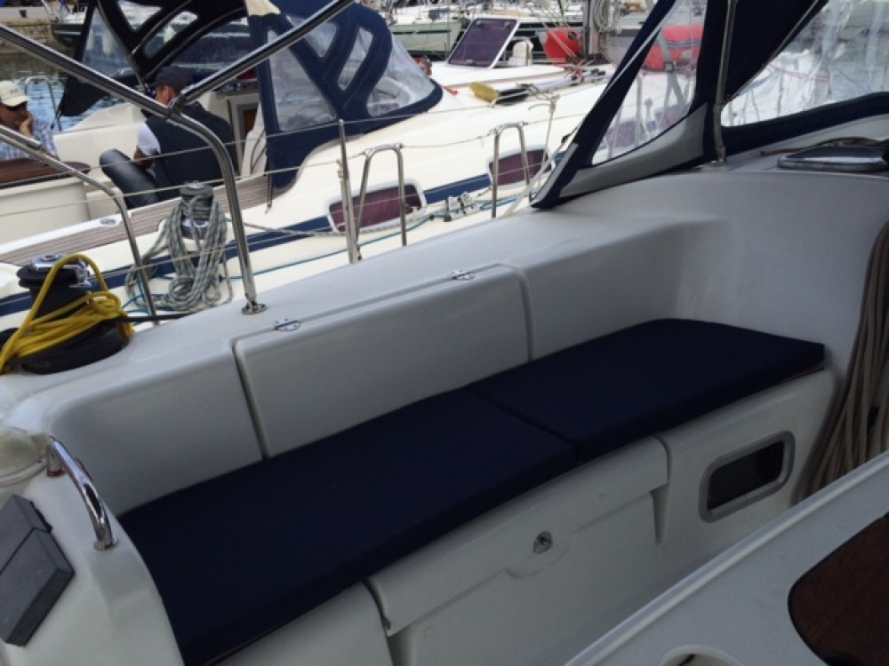 Rental yacht Peloponnese - Bénéteau Cyclades 50.5 on SamBoat