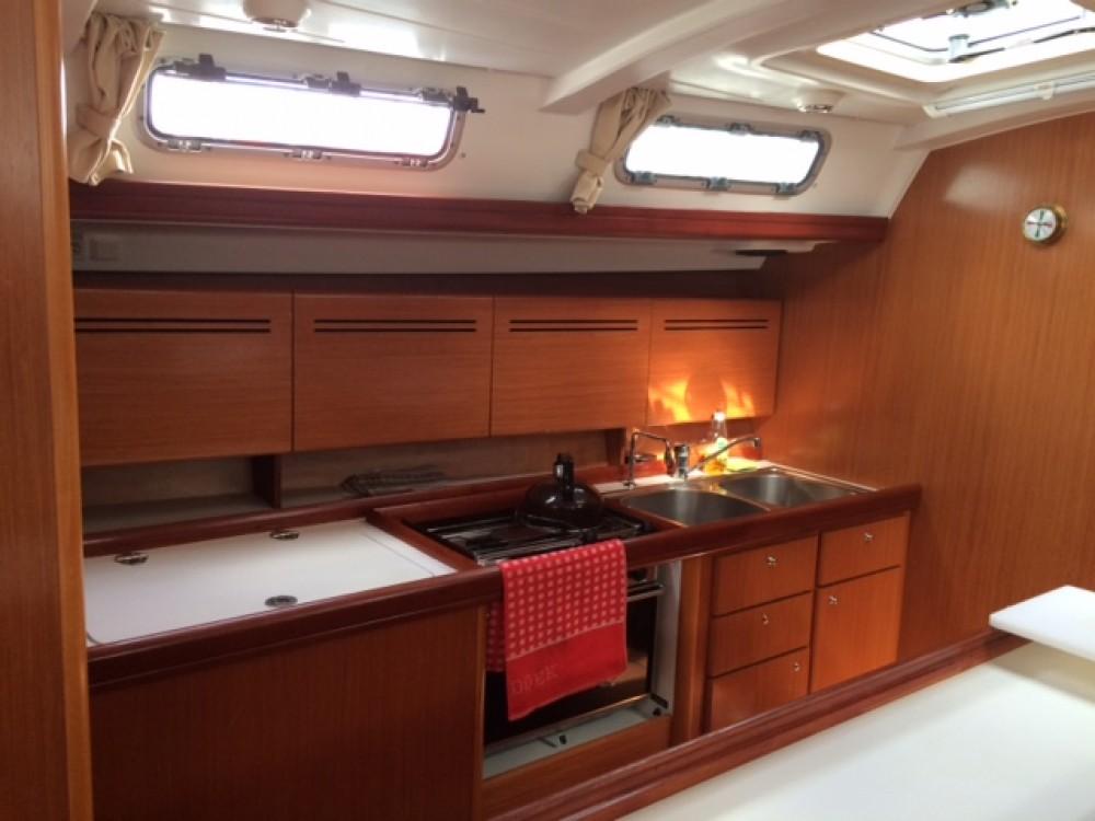Rental Sailboat in Peloponnese - Bénéteau Cyclades 50.5