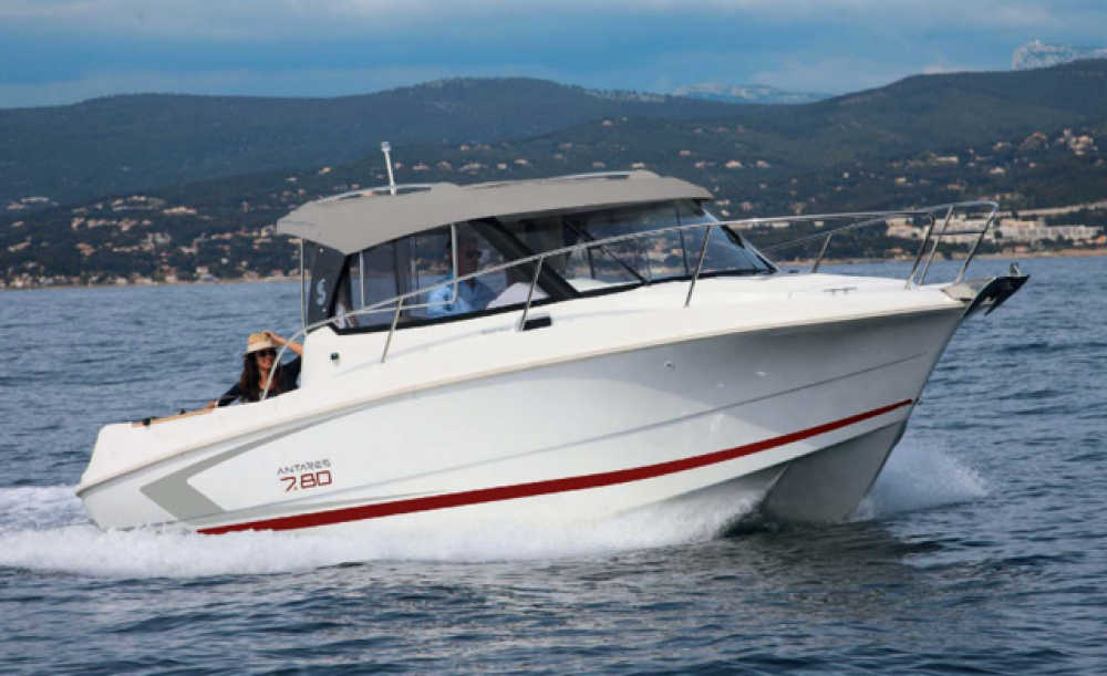 Boat rental Trogir cheap Antares 7