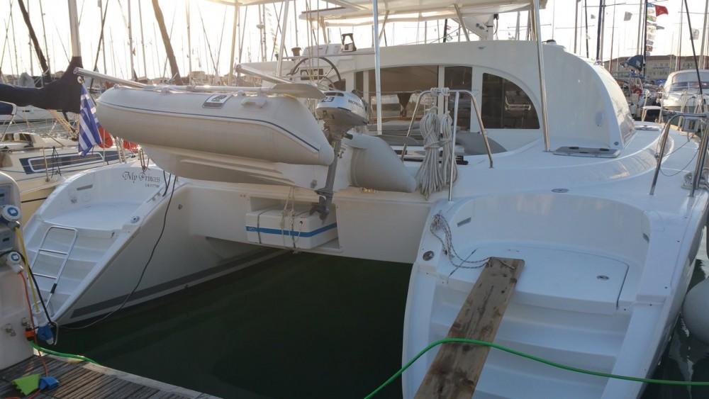 Rental Catamaran in Lefkada - Lagoon Lagoon 380 S2