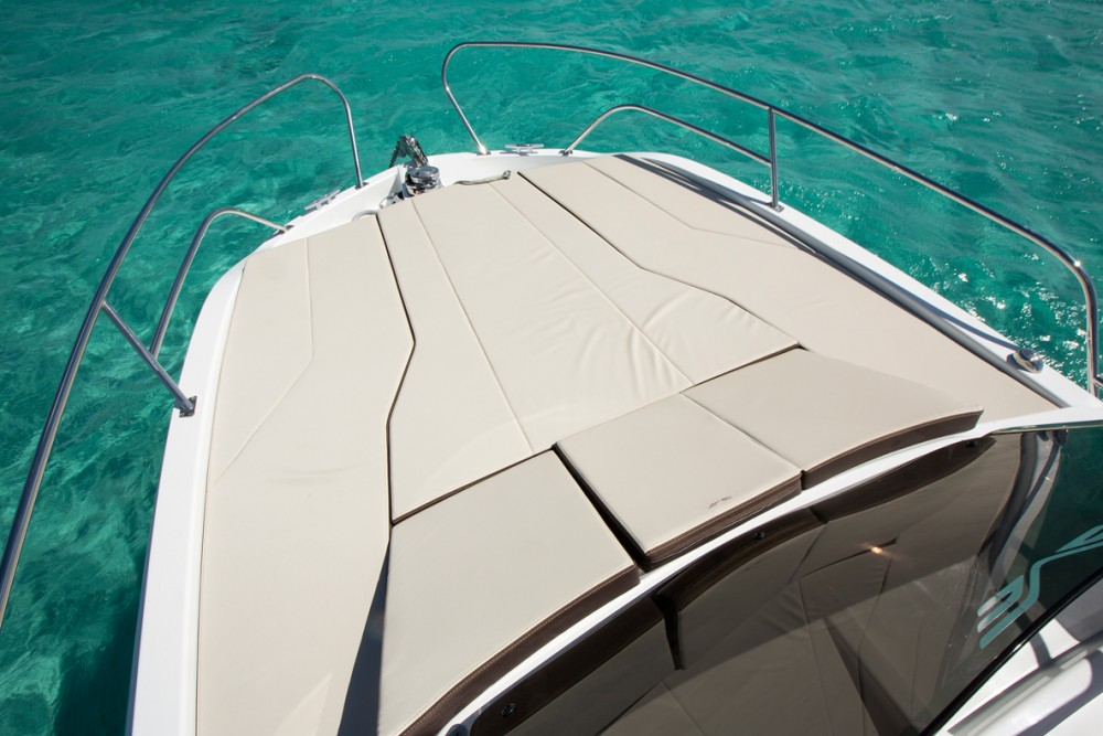 Boat rental Trogir cheap Flyer 7.7 SUNdeck