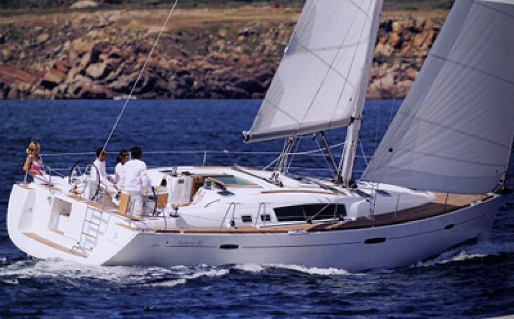 Bénéteau Oceanis Clipper 461 between personal and professional Peloponnese