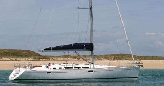 Boat rental Jeanneau Sun Odyssey 49 in Lefkada (Island) on Samboat