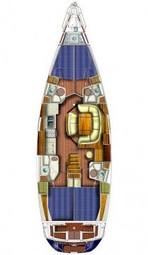 Rental yacht Lefkada (Island) - Jeanneau Sun Odyssey 49 on SamBoat