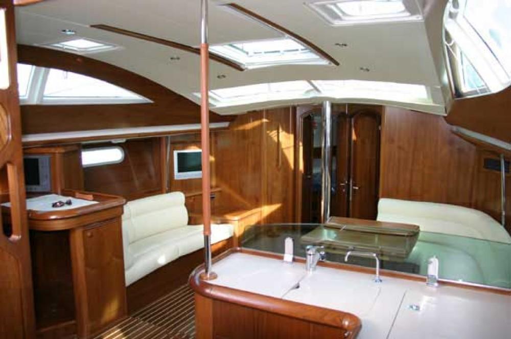 Rental Sailboat in Peloponnese - Jeanneau Sun Odyssey 49 DS
