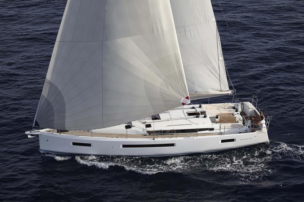 Rental yacht Lefkada - Jeanneau Sun Odyssey 490 - 4 + 1 cab.  on SamBoat