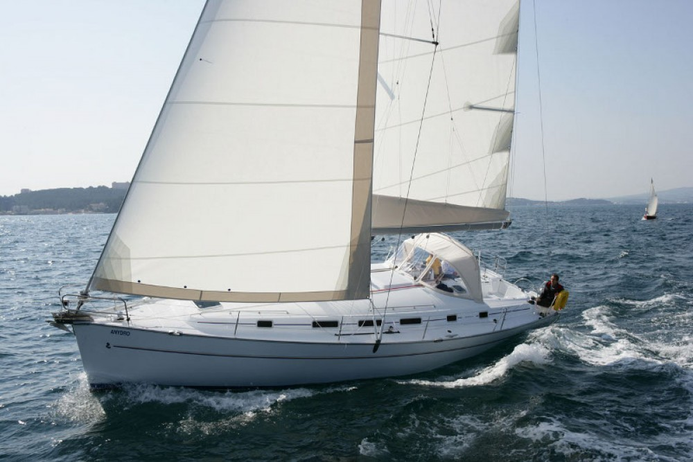 Hire Sailboat with or without skipper Bénéteau Anzio