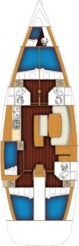 Sailboat for rent Anzio at the best price