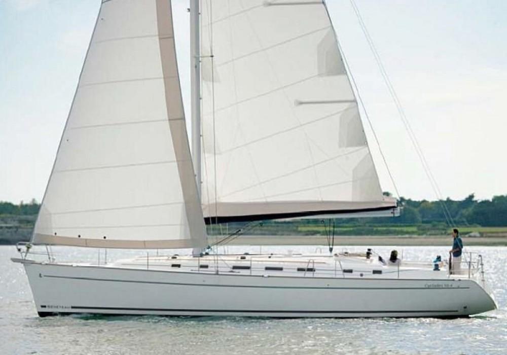Boat rental Anzio cheap Cyclades 50.5 - 5 + 1 cab.