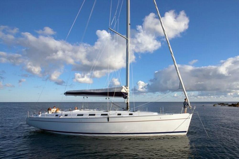 Rental yacht Anzio - Bénéteau Cyclades 50.5 - 5 + 1 cab. on SamBoat