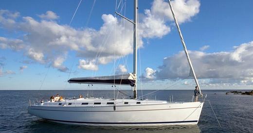Rental Sailboat in Anzio - Bénéteau Cyclades 50.5
