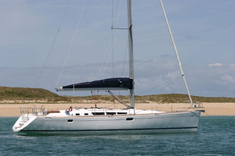 Rental yacht Anzio - Jeanneau Sun Odyssey 49 on SamBoat