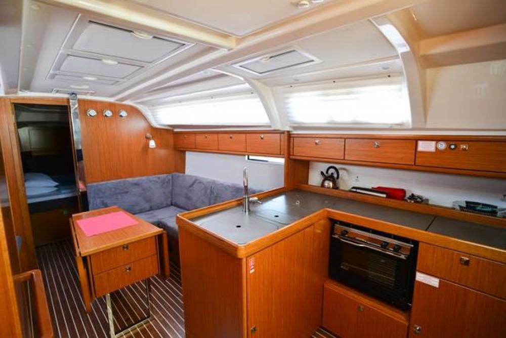 Rental Sailboat in Fethiye - Bavaria Cruiser 37