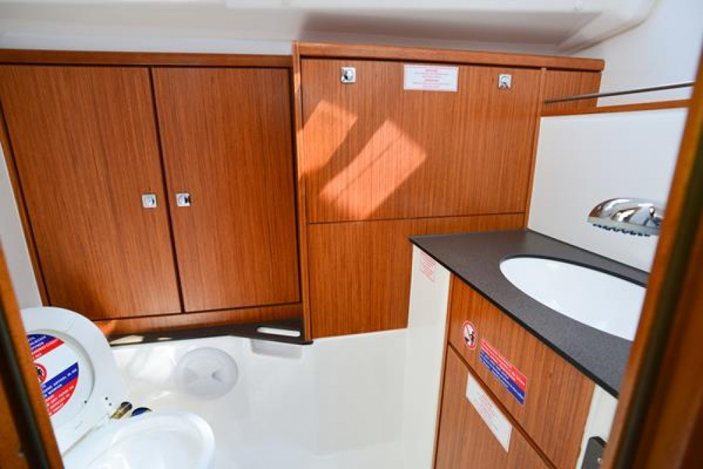 Rental yacht Fethiye - Bavaria Cruiser 37 on SamBoat