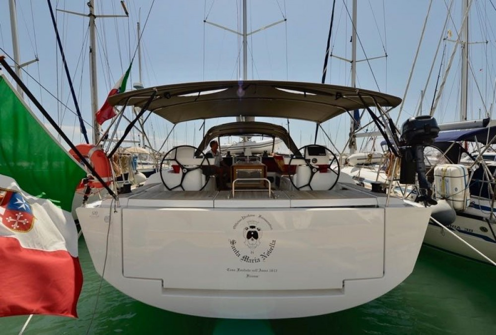 Boat rental Dufour Dufour 520 Grand Large in Cecina on Samboat
