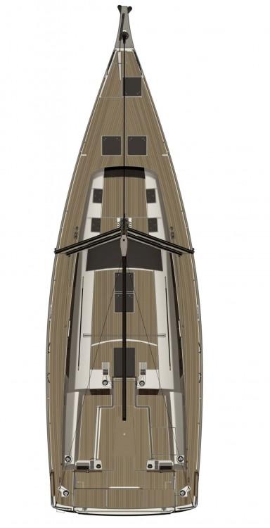Rental Sailboat in Cecina - Dufour Dufour 520 Grand Large