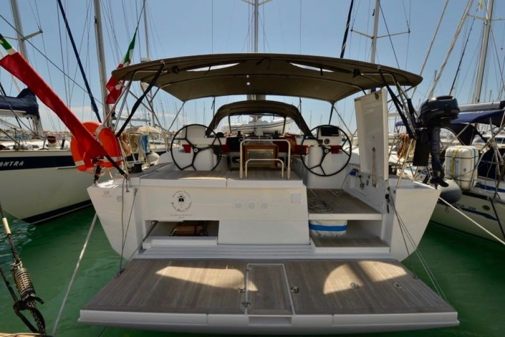 Hire Sailboat with or without skipper Dufour Cecina