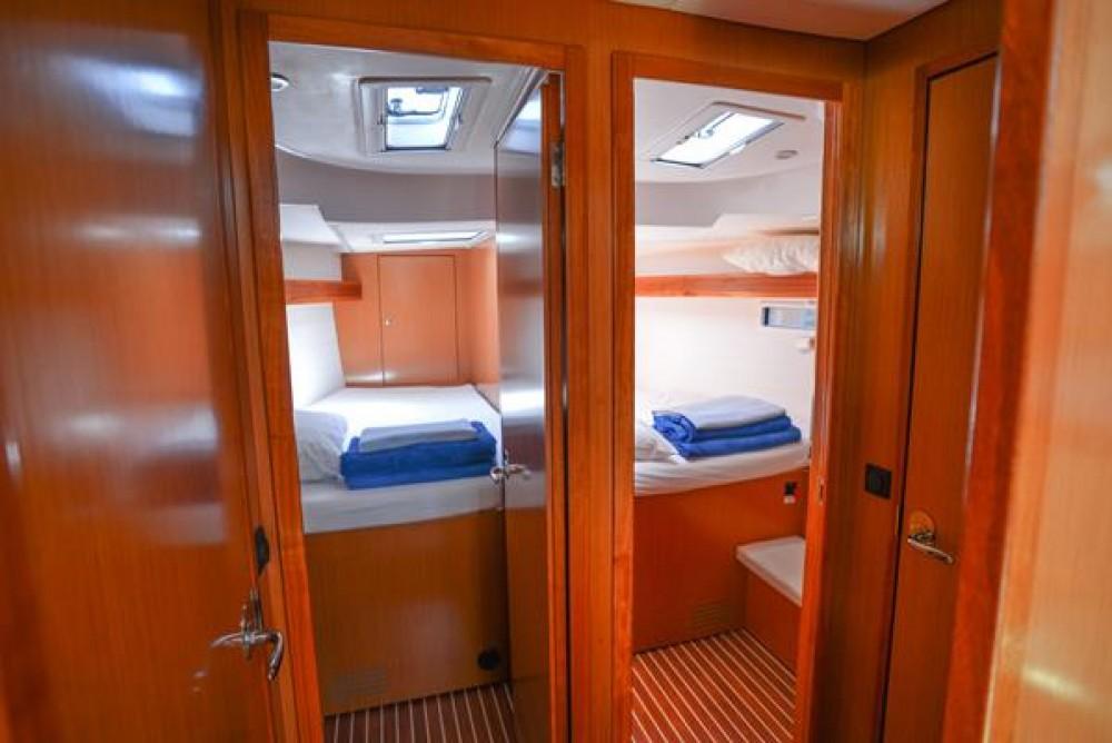 Rental Sailboat in Fethiye - Bavaria Cruiser 45