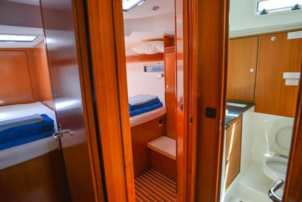 Boat rental Fethiye cheap Cruiser 45
