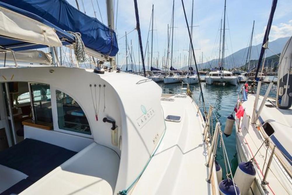 Rental Catamaran in Fethiye - Lagoon Lagoon 380
