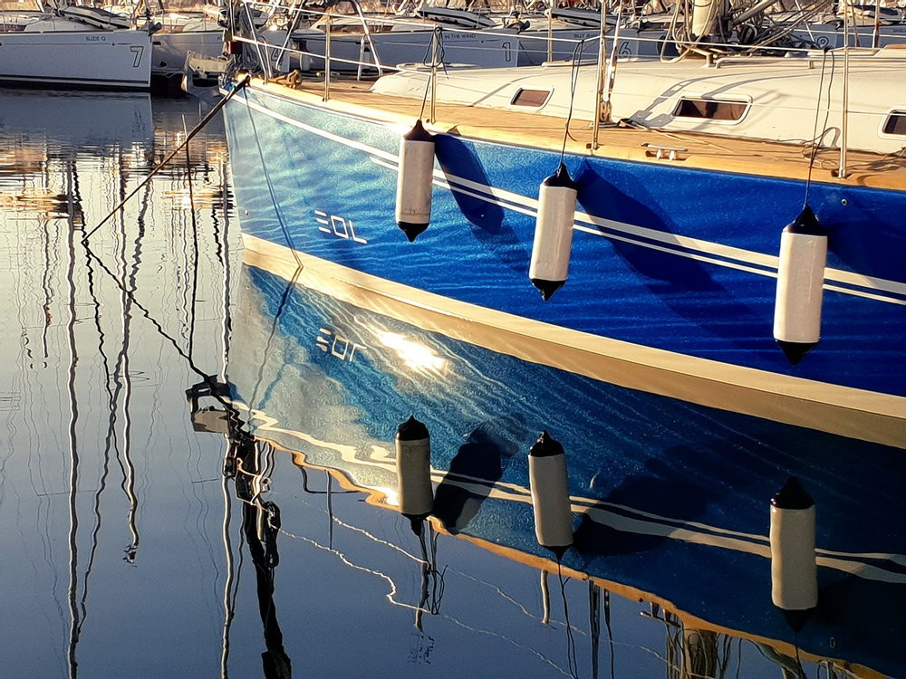 Hire Sailboat with or without skipper Salona Marina Kaštela