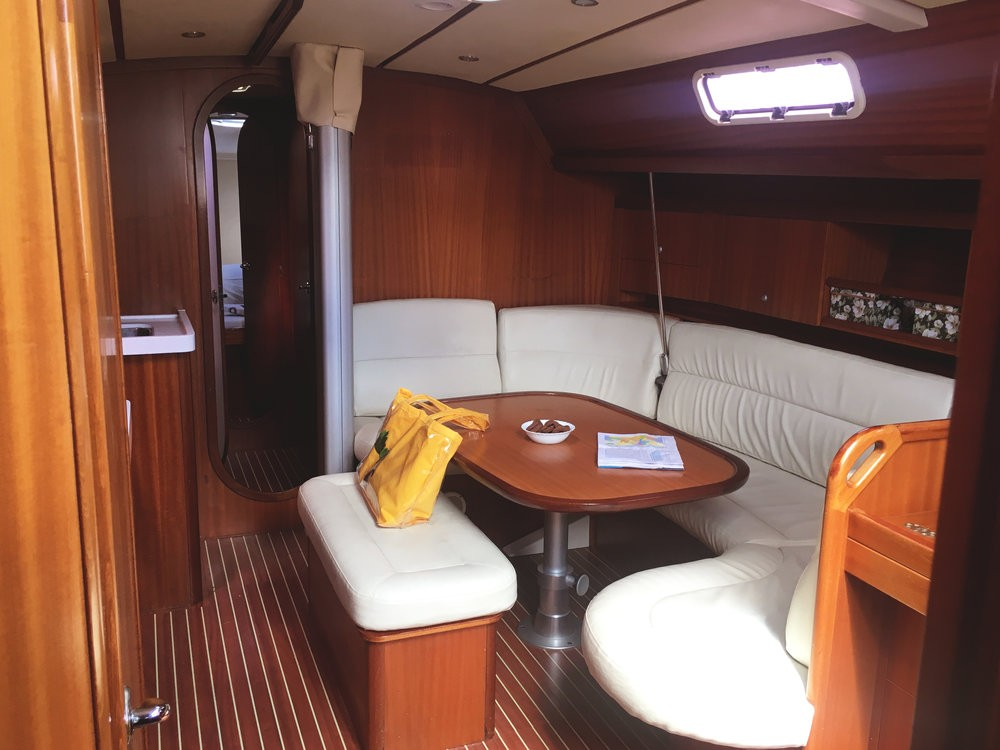 Hire Sailboat with or without skipper Salona Croatia