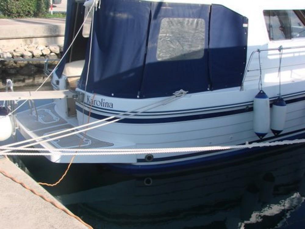 Rental Motorboat in Općina Sukošan - Sas Vektor ADRIA 1002