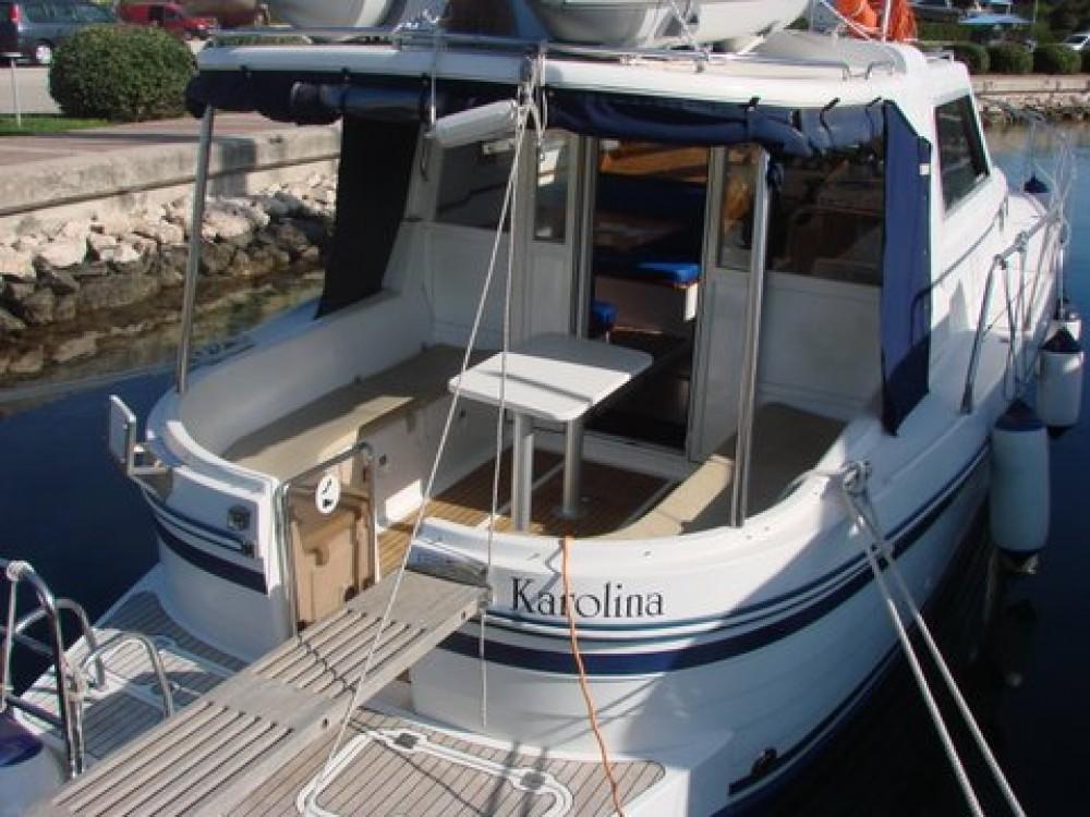 Boat rental Općina Sukošan cheap ADRIA 1002