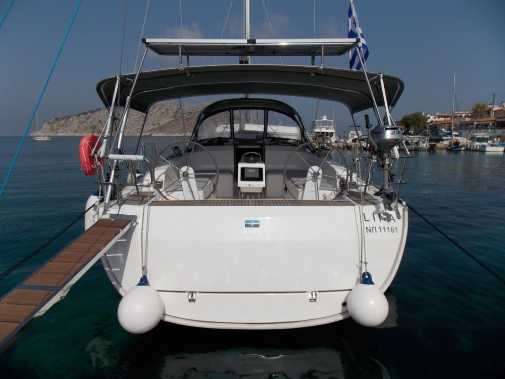 Boat rental Bavaria Cruiser 46 in Peloponnese on Samboat