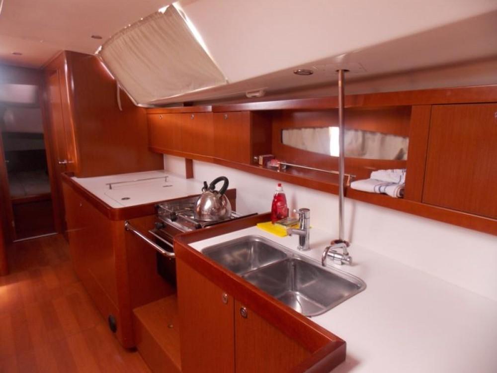 Boat rental Peloponnese cheap Oceanis 46