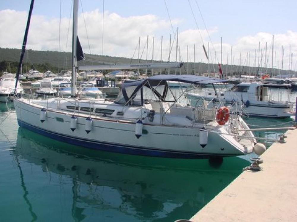 Boat rental Općina Sukošan cheap Sun Odyssey 45