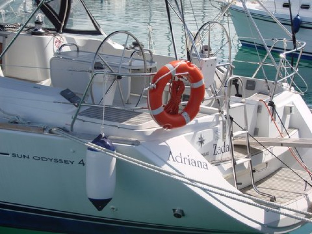 Hire Sailboat with or without skipper Jeanneau Općina Sukošan