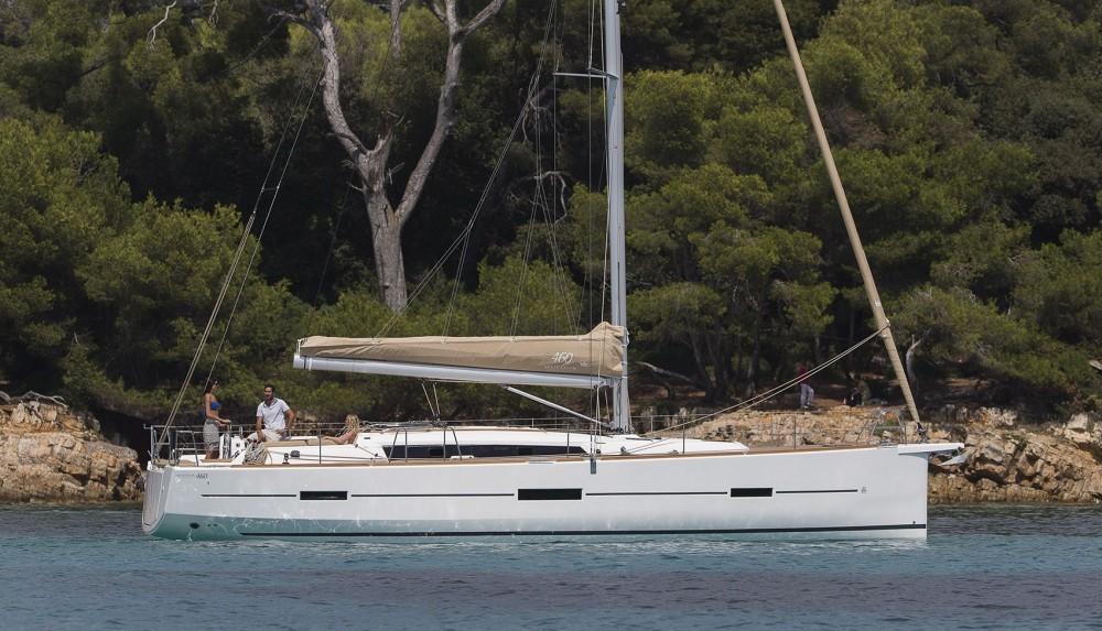 Rent a Dufour Dufour 460 GL Peloponnese