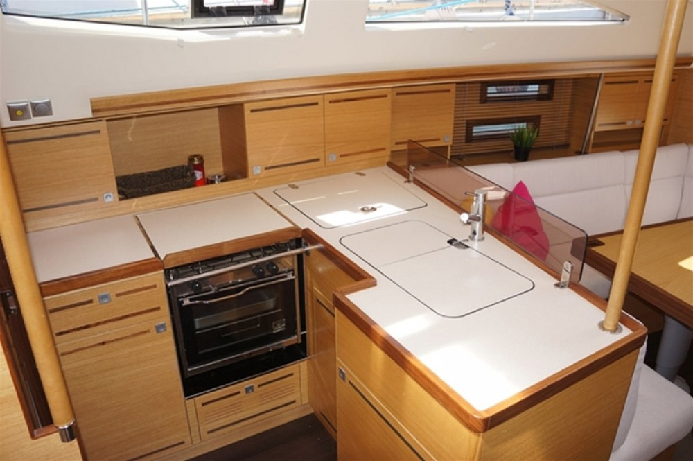 Boat rental Peloponnese cheap Elan 394 Impression