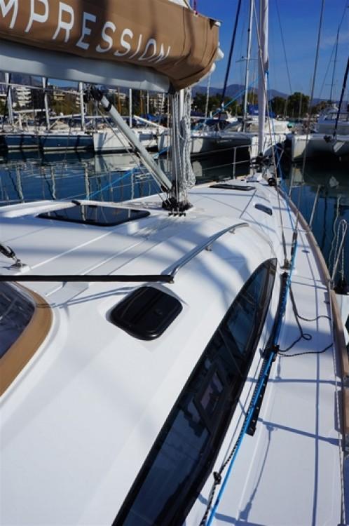 Boat rental Peloponnese cheap Elan Impression 45