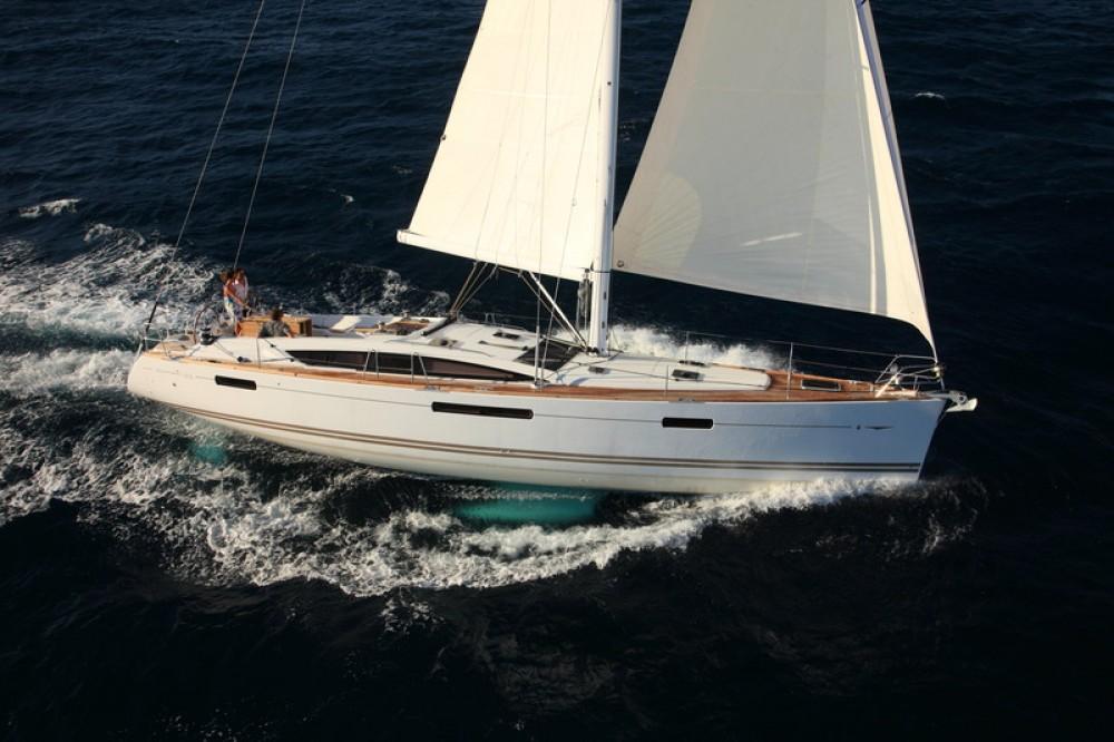 Rental yacht  - Jeanneau Jeanneau 53 on SamBoat