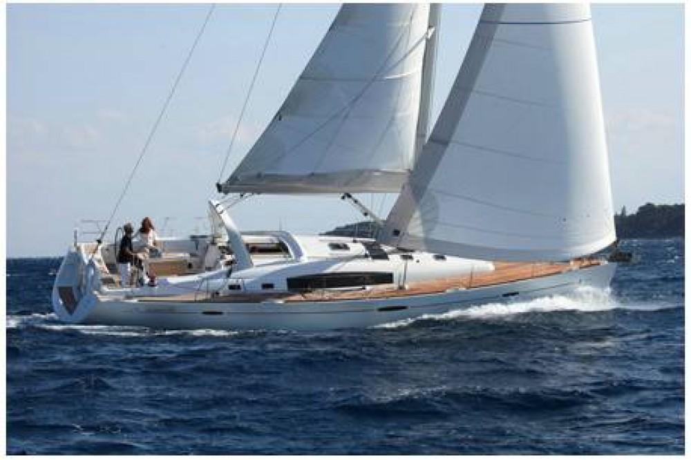 Rental Sailboat in Malta - Bénéteau Oceanis 50 Family