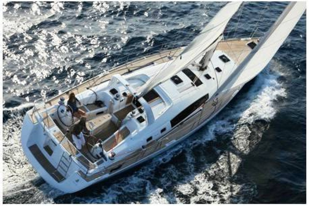 Bénéteau Oceanis 50 Family between personal and professional Malta