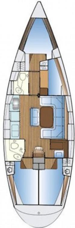 Boat rental Pula cheap Bavaria 42