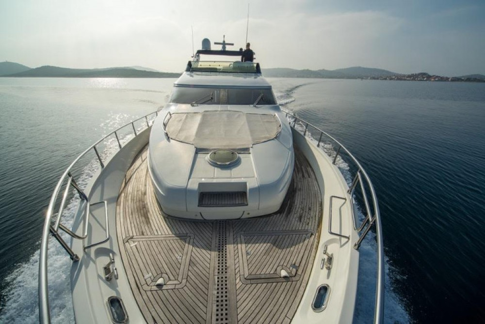 Hire Yacht with or without skipper Dominator-Shipyard Murter
