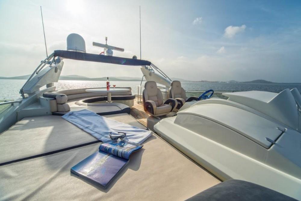 Rental Yacht in Murter - Dominator-Shipyard Dominator 65 - 3 + 1 cab.