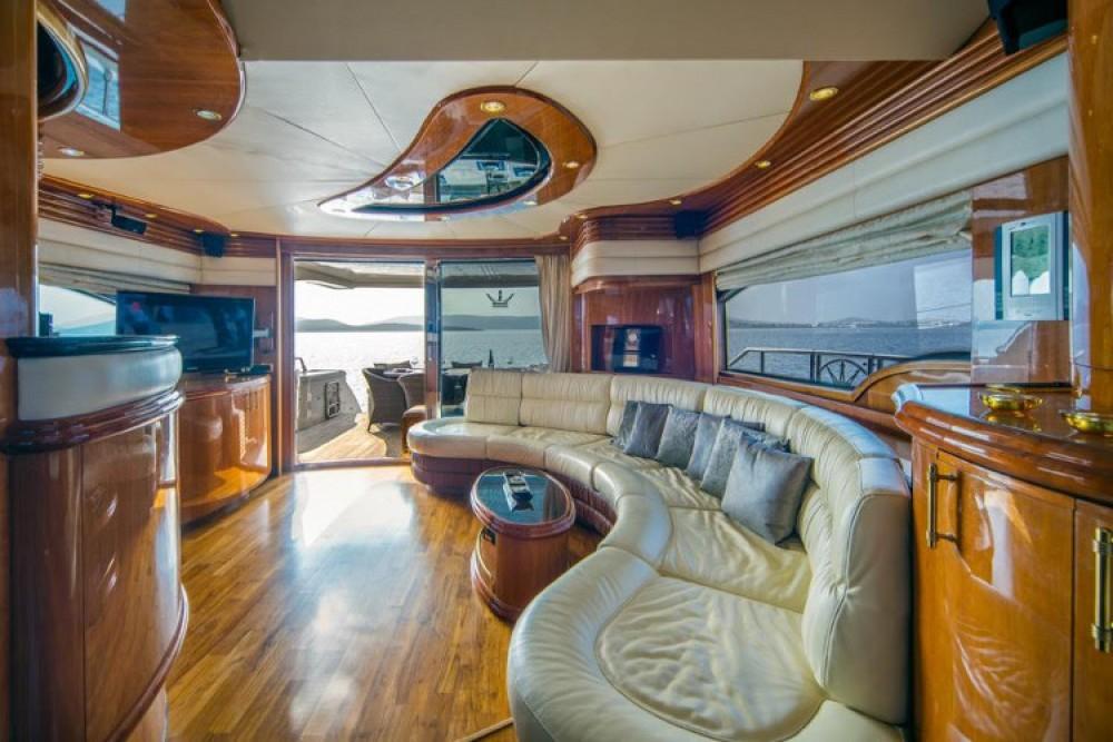 Boat rental Murter cheap Dominator 65 - 3 + 1 cab.