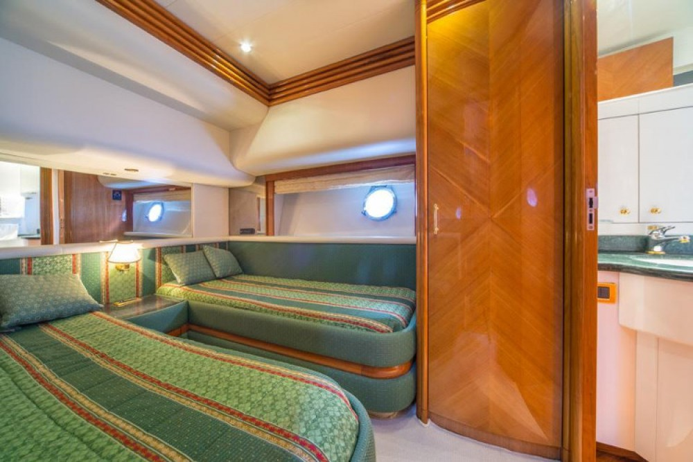 Rental yacht Murter - Dominator-Shipyard Dominator 65 - 3 + 1 cab. on SamBoat