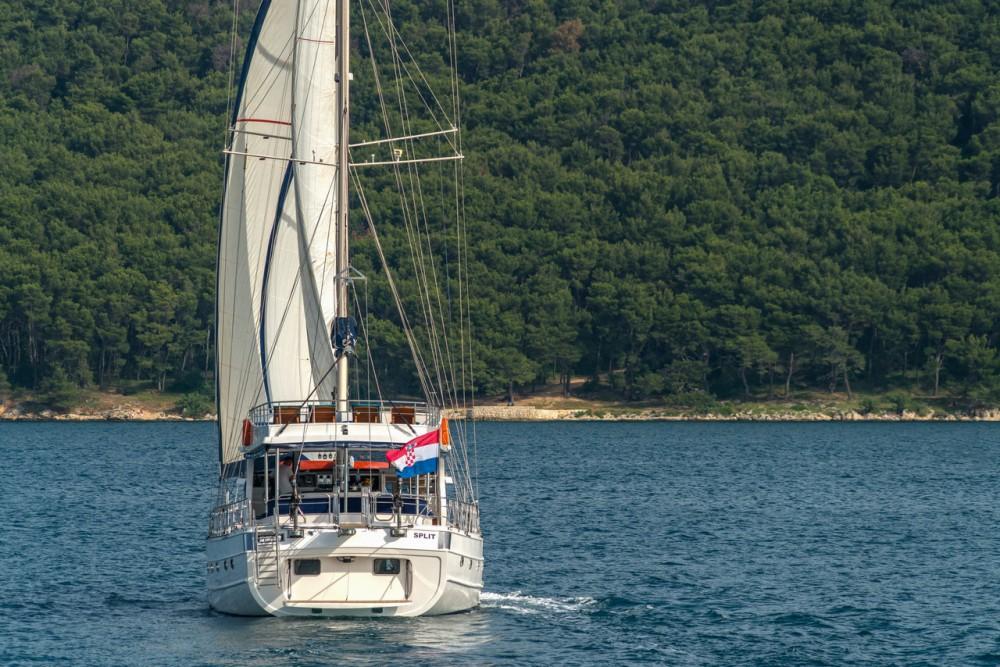 Boat rental Croacia cheap Gulet Maske