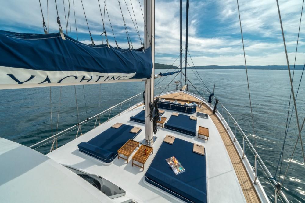 Boat rental Fethiye-Shipyard Gulet Maske in Croacia on Samboat