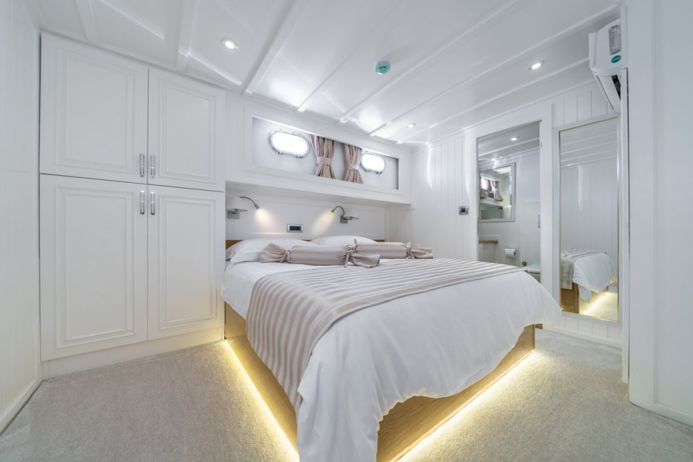 Rental yacht Croacia - Fethiye-Shipyard Gulet Maske on SamBoat